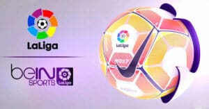 bein sports مع الدوري الاسباني